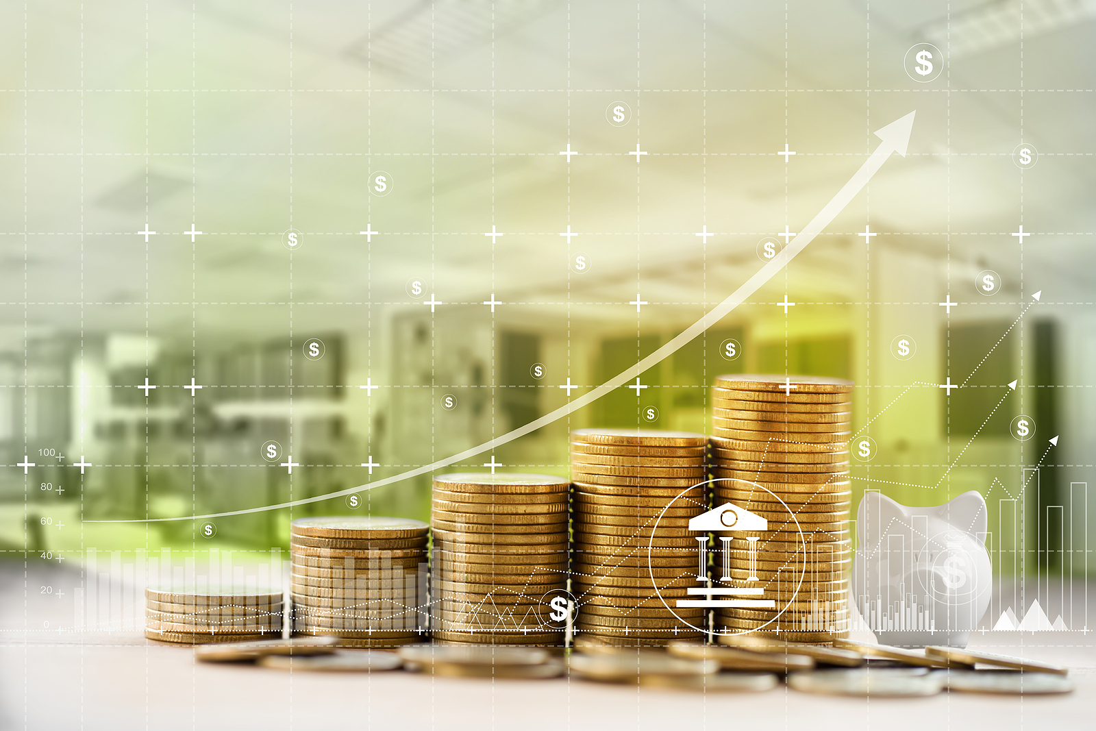 April Credit Managers' Index Shows Economic Gains
