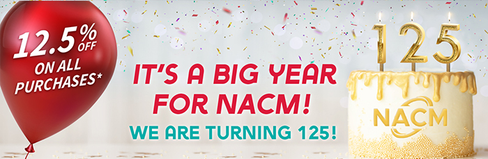 It's a Big Year for NAMC! We are turning 125!