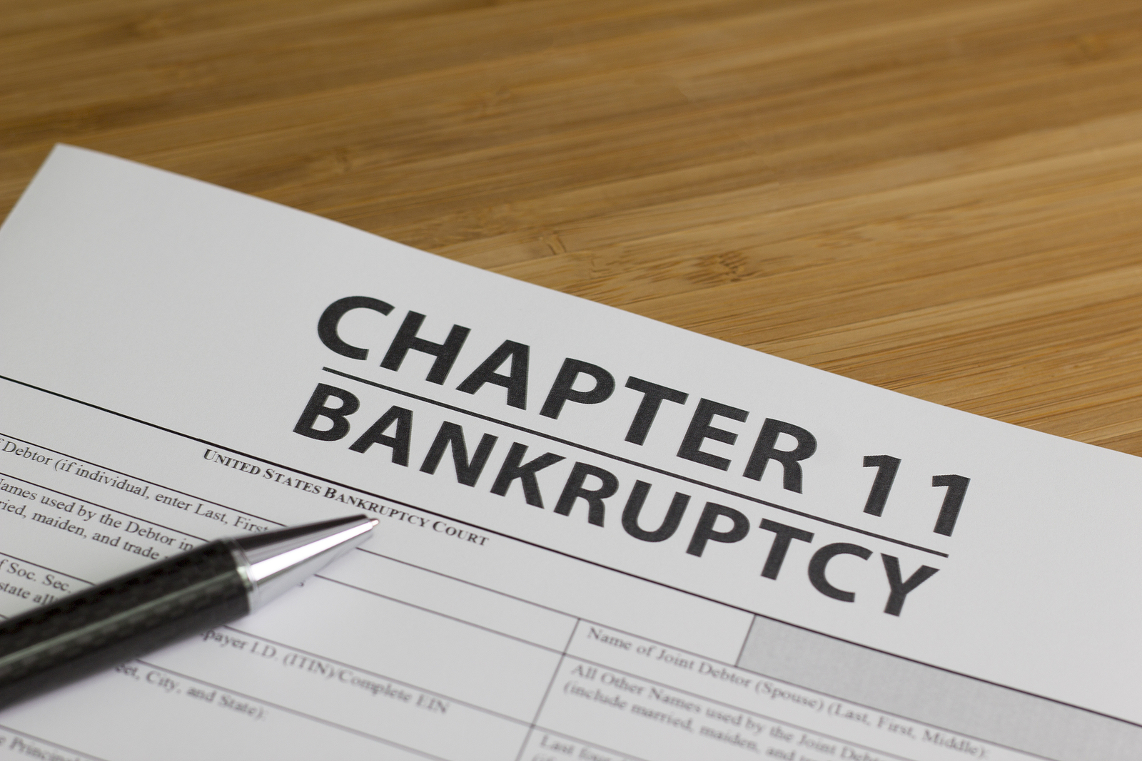 Consolidated Appropriations Act Provides Relief for Small Business Via Chapter 11