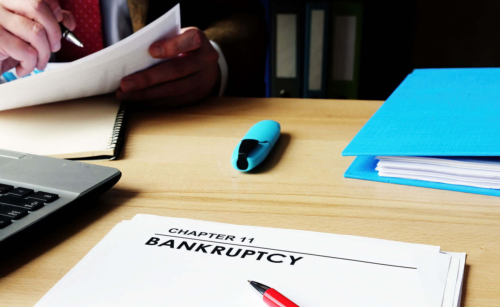 March Total Bankruptcy Filings Increase 39% from Previous Month